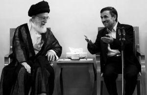 Ahmadineyad y el ayatolá Jamenei discrepan en varios puntos clave, como la negociación nuclear / AFP