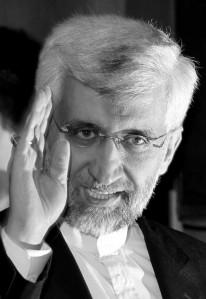 El conservador Said Jalili se postula como favorito en las elecciones del 14 de junio / REUTERS