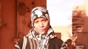 Najat Aziz, cortesía de Vision Films.