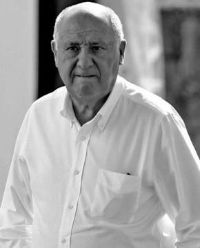 El dueño de Inditex, Amancio Ortega, ha sido nombrado por Forbes como la tercera fortuna mundial / EFE