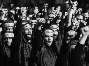 Militantes de Hezbollah / AP