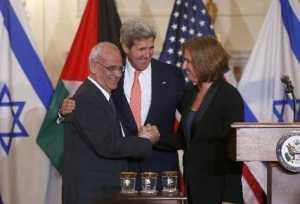 representante israel y palestina