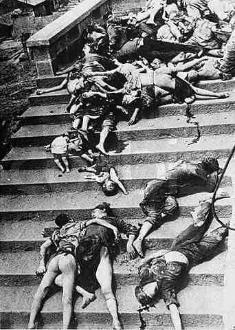 Durante la invasión de Nanking, los soldados sometieron a las mujeres a la esclavitud sexual, para después matarlas / http://www.china-mike.com/