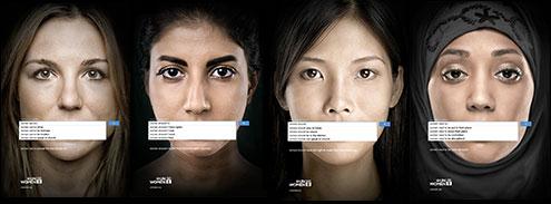 Campaña de Naciones Unidas contra el sexismo, 2013 / Naciones Unidas