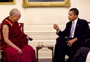 Obama-Dalai Lama Meeting Shows U.S., China Must Accept Rivalry
