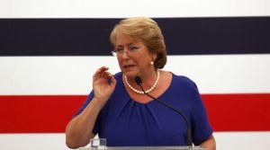 Michelle Bachelet. Crédito: AP.