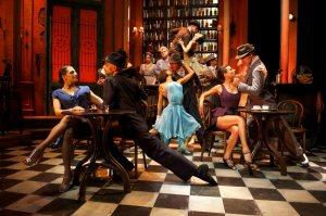 El tango y los cafés de Buenos Aires, inseparables.