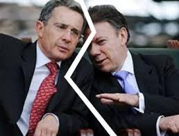 Uribe y Santos, otros tiempos.