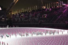 Ceremonia de los Juegos Árabes de 2011 / Isabell Schulz