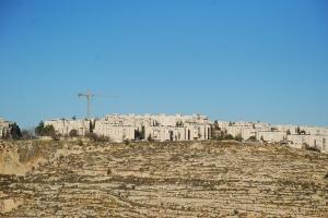 Cisjordania, donde desaparecieron los tres jóvenes judíos, se caracteriza por su gran número de asentamientos israelíes ilegales / Flickr