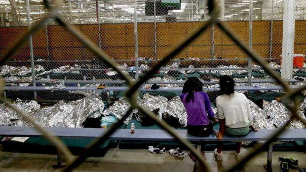 niños inmigrantes AP