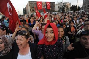 Un año después de las protestas en Turquía, Erdogan continúa poniendo coto a la libertad de expresión y reunión / WikipediaCommons