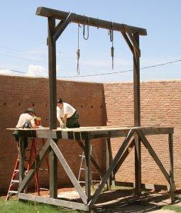 A pesar de ser de lo más arcaico, la horca es el método de ejecución en Japón / Wikipedia Commons
