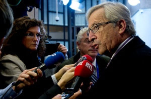 Jean Claude Juncker, Luxembourg prime's Minister