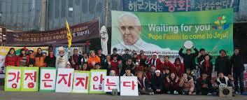 Así esperan los católicos de Corea del Sur al Papa Francisco