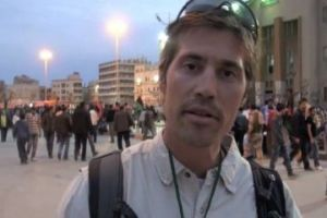 El periodista norteamericano James Foley acaba de ser asesinado por Estado Islámico / GlobalPost