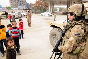 Las fuerzas de seguridad afganas pasarán a ocuparse en solitario de la seguridad del país en 2015 / Wikipedia Commons
