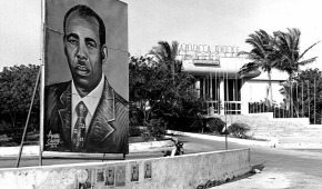 Siad Barre Poster