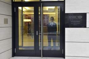 Sede del HSBC en Ginebra / EFE, Martial Trezzini