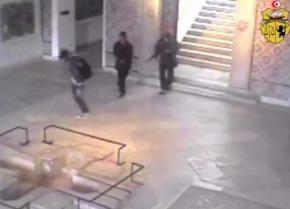 Imagen del atentado terrorista en Túnez captada por las cámaras del museo del Bardo | 20minutos.es
