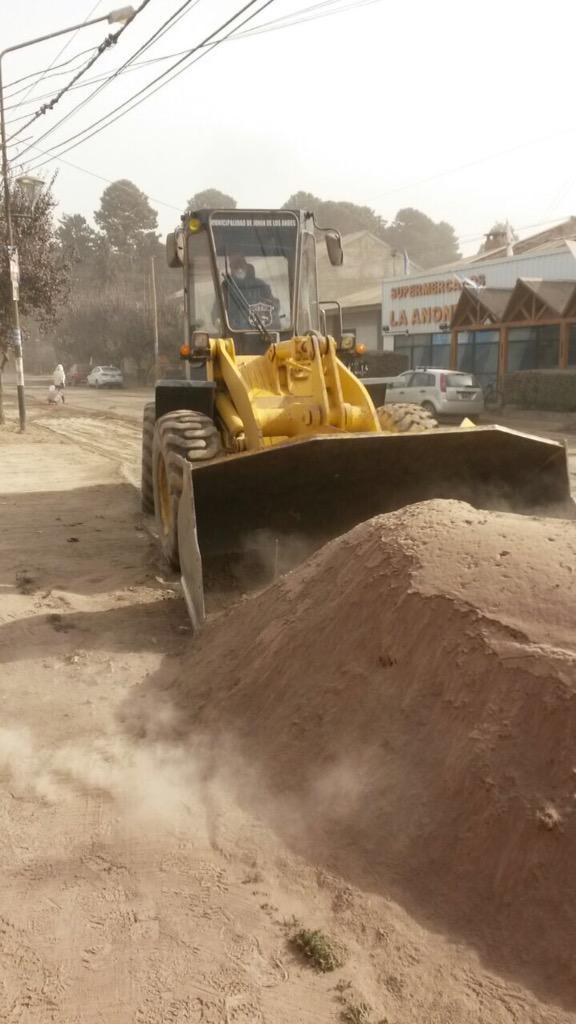 excavadora junin