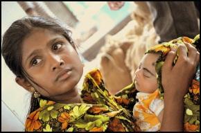 El 65% de las menores que contraen matrimonio en Bangladesh tiene menos de 18 años / SAM Nasim - Flickr