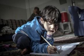 Siria niños educación