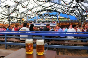 Las agresiones sexuales en Alemania son habituales en aglomeraciones como la Oktoberfest de Munich / JOHN SOLARO - Flickr