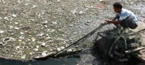 Isla de plástico en Pekín / GTRES