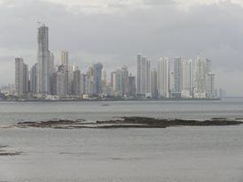 Una imagen de archivo del conocido Manhattan Centroamericano en Ciudad de Panamá / Núria Segura Insa