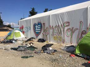 Desalojo de Idomeni / MSF