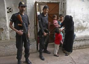 vacunación polio