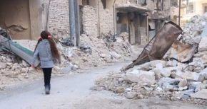 Bana Alabed es una niña siria de 7 años que explica la vida en Alepo a través de su cuenta de Twitter