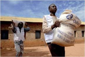 Sudán del Sur, ayuda humanitaria