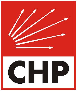 Logo CHP turquía
