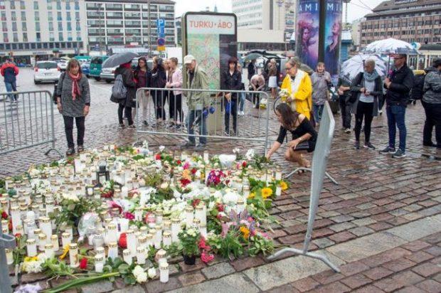 atentando Finlandia yihadismo