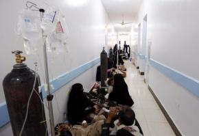 cólera, Yemen
