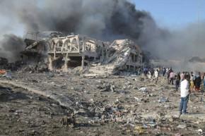 Somalia, atentado yihadista