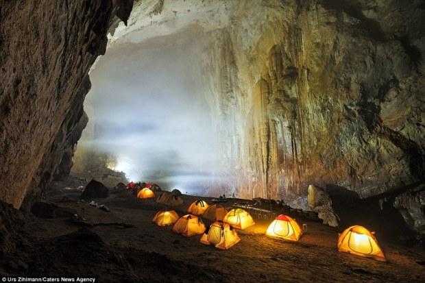 Cueva de Son Doong, la más grande del mundo / Caters News Agency