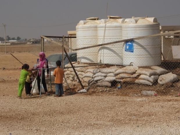 Campo de refugiados Zaatari