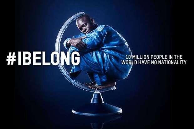 campaña #IBELONG